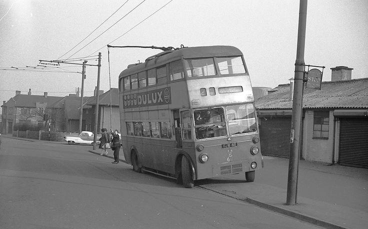1949 Sunbeam-BTH/ Park Royal -Wolverhampton 611
