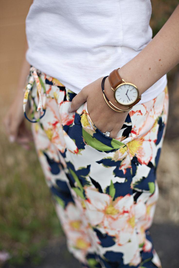 Arvo Wear watch and stackable bracelets