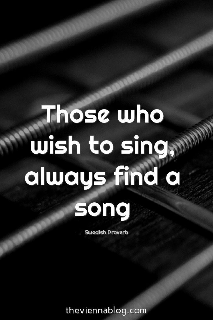 i love to sing and i couldnt agree more with this...i could sing anything in the world and i would still rock it..