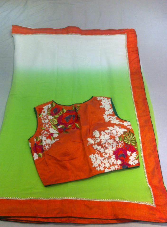 Exclusive Sarees With Designer Blouses | Buy online Sarees | Elegant Fashion Wear
