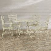 Found it at Wayfair - Lamarre 5 Piece Outdoor Dining Set