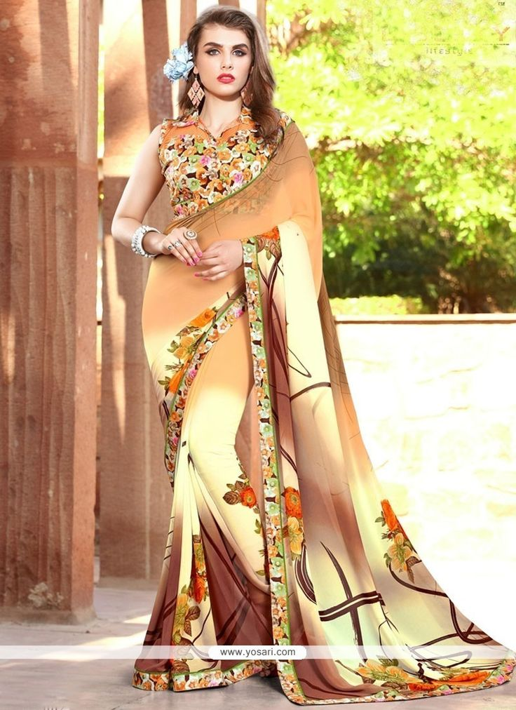 Buy Magnetic Weight Less Casual Saree Online from India at yosari.com . Model: YOSAR11552, Express Worlwide Shipping, 14 Days 100% return policy