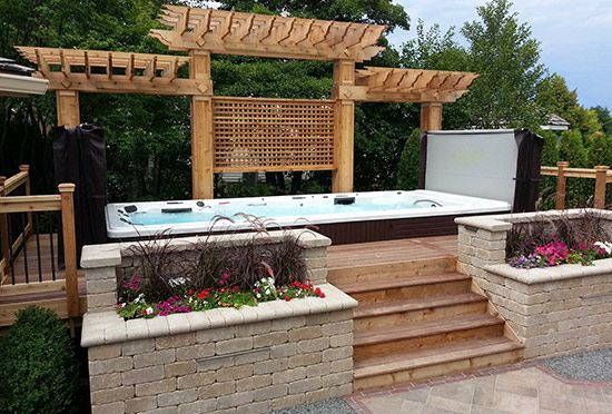 14 best Swim Spa Ideas images on Pinterest | Small ...