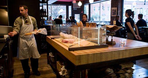 Kaper Design; Restaurant & Hospitality Design: The Butcher Shop