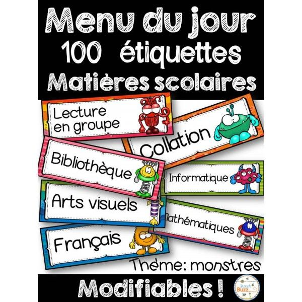 Fabuleux 469 best Gestion de classe images on Pinterest | Getting organized  RZ88