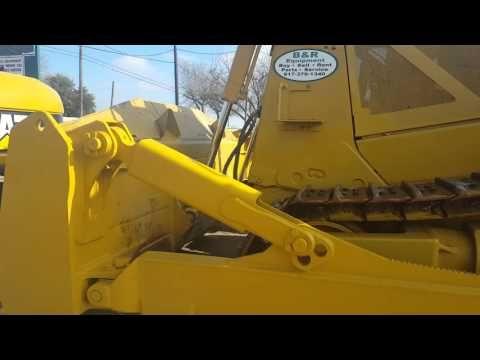 Http://www.brequipmentco.com 1 of 4 Basic Start up on Caterpillar High Track Bulldozer at B&R Equipment.  Call us for all Caterpillar High Track Dozer needs.  817-379-1340 #dozer #bulldozer #caterpillar #catequipment #heavyequipment #cat #construction #heavyequipmentsales #constructionequipmentsales #heavyequipmentpictures #constructionequipmentpictures