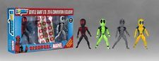 Deadpool Marvel X-Force 3 Pack Micro Bobbles Gentle Giant SDCC 2016 Exclusive