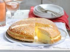 La vraie recette de la tarte tropézienne Avec les lectrices reporter de Femme Actuelle, découvrez les recettes de cuisine des internautes : La vraie recette de la tarte tropézienne