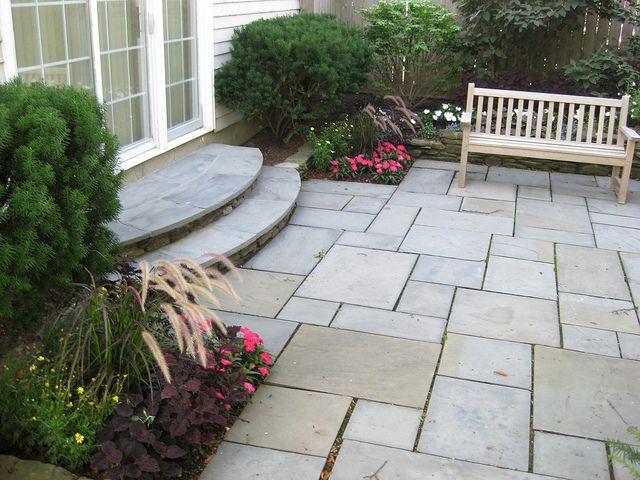 bluestone patio step - Google Search