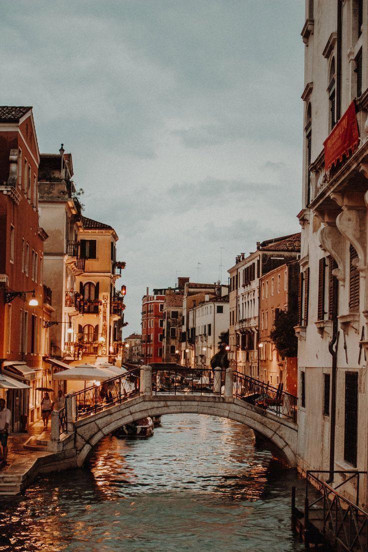 Besuch in Venedig, Italien: Eine 24-Stunden-Reiseroute