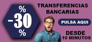 Tarot por Transferencia, la más económica del mercado con un 30% de Dto, trabajamos con bancos de Prestigio, no te lo pierdas solo aquí en Angelaley.