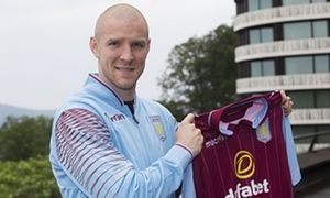 Philippe Senderos leaves Aston Villa by mutual consent