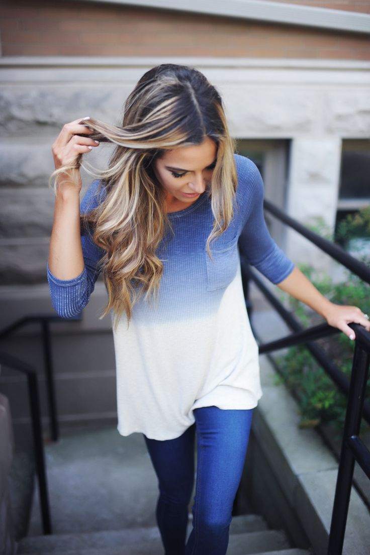 Ombre Obsessed | Fall Fashion
