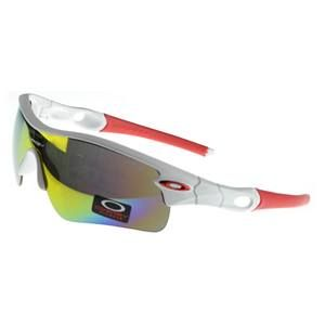 Cheap Oakley Radar Range Sunglasses White Frame Colored Lens Sale : Fake  Oakleys$20.89