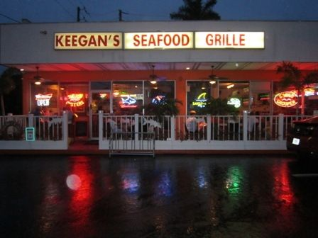 <p>Keegan's Seafood Grille has been an Indian Rocks Beach tradition and a favorite of the locals since 1985, committed to serving the freshest local products av