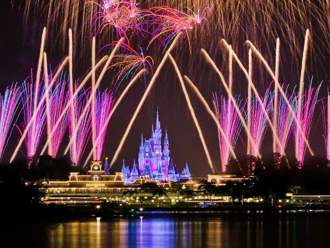 Who doesn't love fireworks!? These colorful explosions are sure to be entertaining whenever you see them, but some shows are definitely better than others. Specifically, these fireworks displays take the beautiful burtsts to a whole other level.