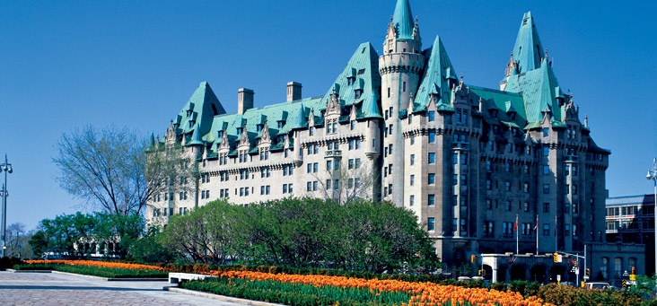 Chateau Laurier, Ottawa, ON