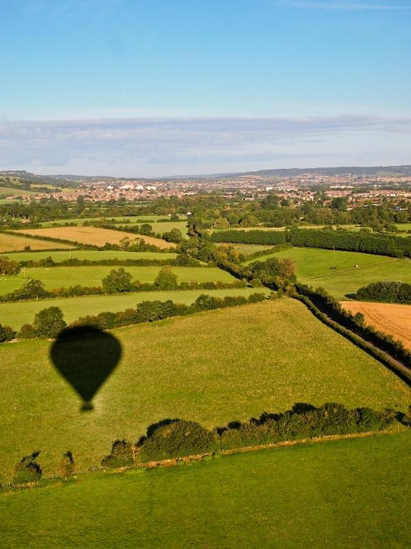 Hot Air Balloon ride with Bristol Balloons