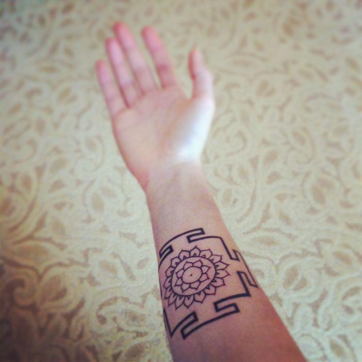 tattoos Thais tantra
