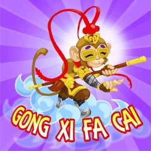 "Buat rekan2 yang mau ""Imlek-an"" #masbe pake kostum SunGoKong menyambut tahun monyet. #gongxifacai #tahunbaruimlek #sungokong #karyamasbambi #karakter_animasi #karakterunyu #karakterunyunganimasi #tahunbaru #chinese_new_year #chinese #kerasakti #monkeyking #monkeykingfc"