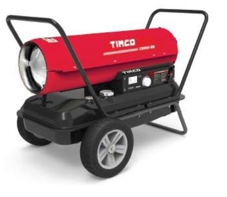 Hallilämmitin 32 kW, Timco - Öljykäyttöinen lämpöpuhallin / hallilämmitin. - Industrial heater Unit - Virtasenkauppa - Verkkokauppa.