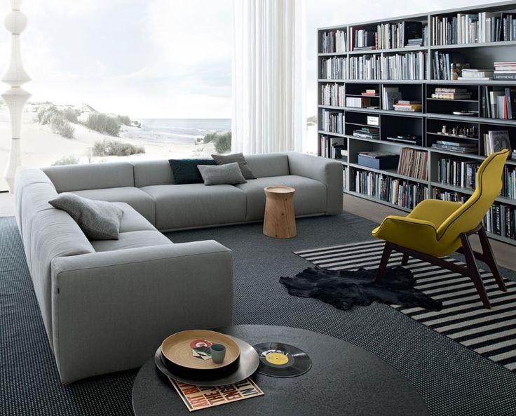 Menegatti Lab #Poliform divano #Bolton