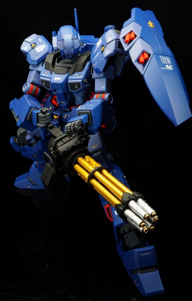 MG 1/100 RGM-96X Jesta TriSTAR Heavy Ver. : Modeled by blacksheep1224 [Identity Works]. Photoreview No.16 Big or Wallpaper Size Images