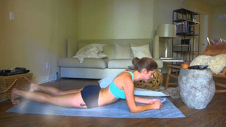 Amanda Cerny's Cover shoot workout