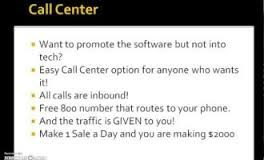 Automatic Lead Tools Call Center. Answer inbound phone calls and make money.