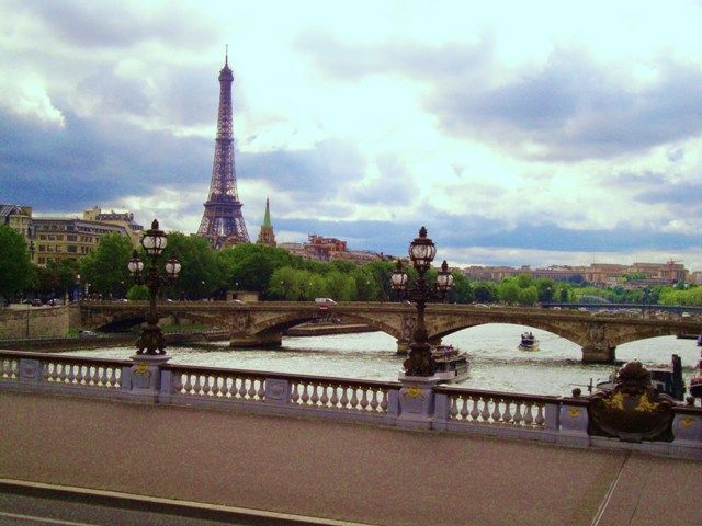 Paris in summer. I'm already counting the days!