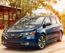 The Honda Odyssey was the best-selling minivan in the first six months of 2013.