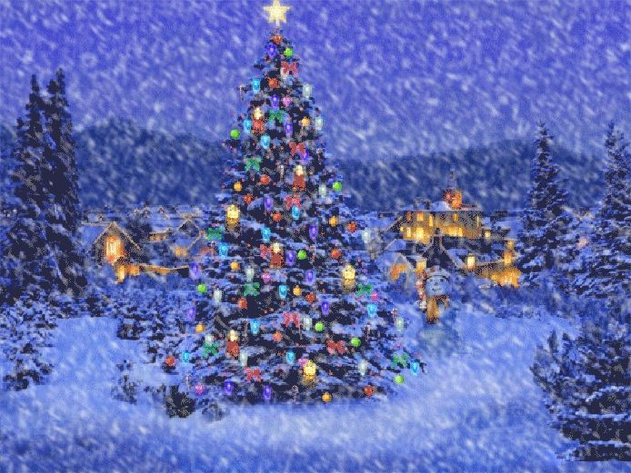 The 26 best Animated Christmas images on Pinterest Christmas