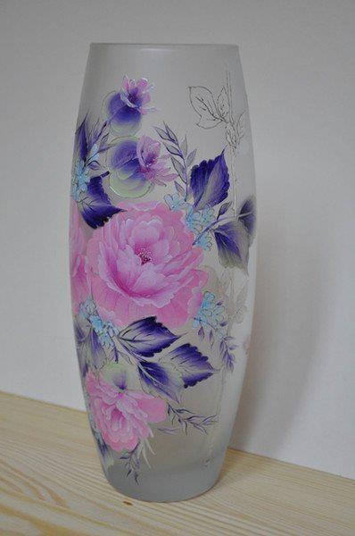 .One Stroke vase