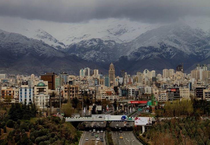 Téhéran - Mars 2015Photo par: Momo Rabieifar