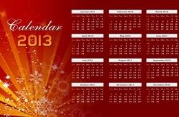 new year 2013 calendar desktop HD wallpapers Calendar Wallpapers | Xzoom.in