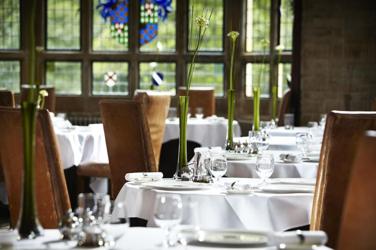 ... The Bybrook, our Michelin starred restaurant headed up by Executive Chef, Richard Davies