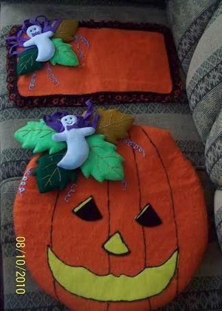 Resultado de imagen para juegos de baño para halloween con moldes