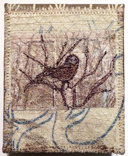 Bird Tree III