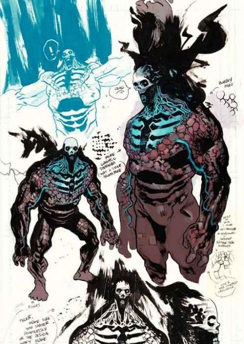 Artist August: James Harren [Art Feature] – Multiversity Comics