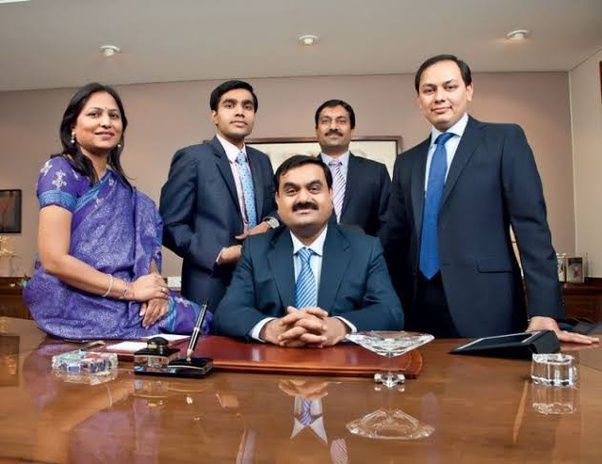 Who are some of the famous Jain Businessmen in World? 1. GAUTAM ADANI (Adani  Group.) Richest Jain and the second richest Indian Gautam… | Business man,  Famous, Jain
