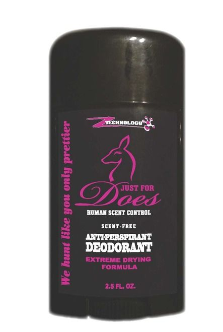 Just for Does Scent Control Deodorant/Antiperspirant