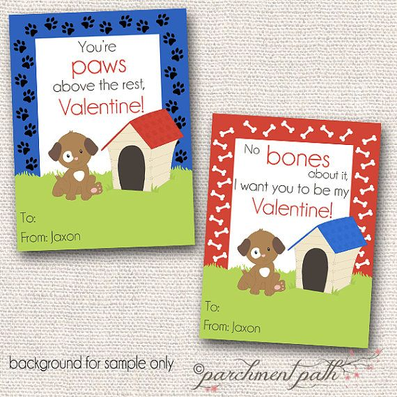 personalized valentine's day cards for him