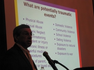 Trauma is the single greatest preventable cause of mental illness