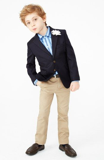 Nordstrom Blazer & Chinos (Little Boys & Big Boys) | Nordstrom