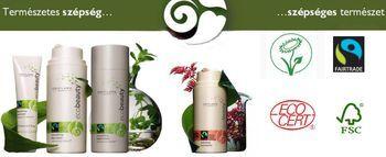 Oriflame - Ecobeauty- természetes kozmetikumok szintetikumok nélkül