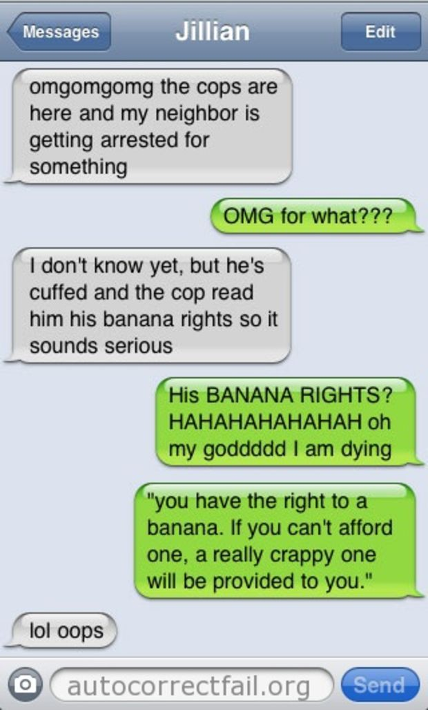 20 Hilarious and Best Autocorrect Fails