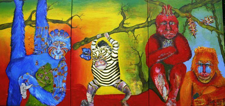 monkeys feelgood