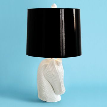 Way more than I would EVER spend on a lamp, but I do like it.