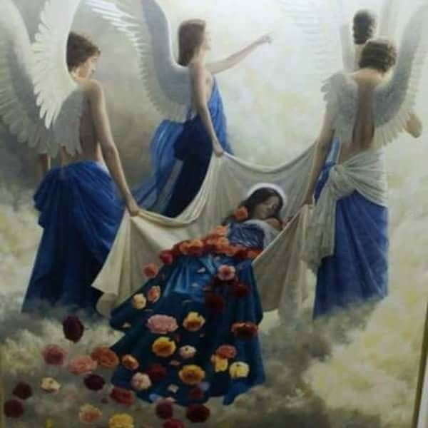 Wniebowzięcie. The Assumption of the Blessed Virgin Mary