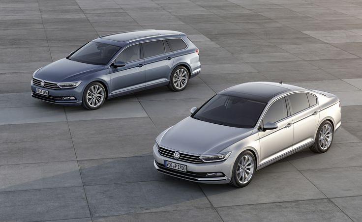 VW Passat B8 Limousine & Variant